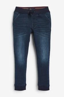 Denim Blue Super Soft Jogger Jeans (3-16yrs)