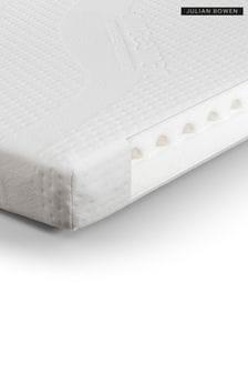 White Clima Smart Foam Cot Mattress by Juluan Bowen