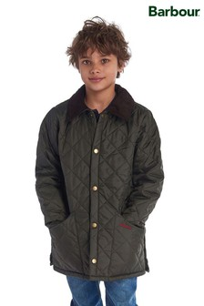 Barbour® Boys Quilted Liddesdale Jacket