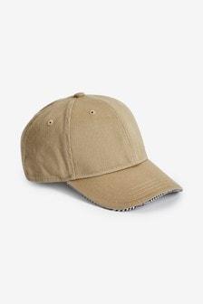 Neutral Stag Cap