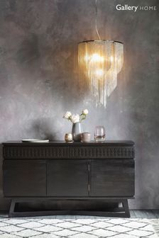 Lucy 6 Light Pendant by Gallery Direct
