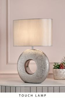 Quinn Touch Lamp Large