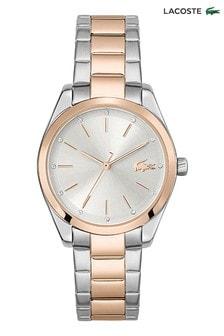 Lacoste Parisienne Gold Watch
