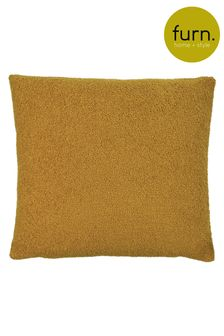 Malham So Soft Shearling Fleece Cushion by Furn