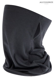 Accessorize Grey Anti-Bacterical Everyday Snood