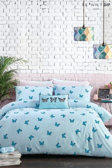 Skinnydip Butterfly Bed Set