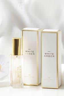 Set of 2 White Amber 10ml Eau De Parfum