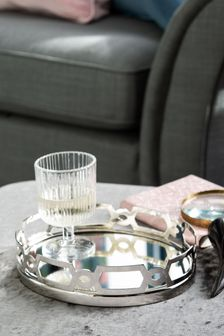 Laura Ashley Fitzgerald Dressing Table Mirror Tray