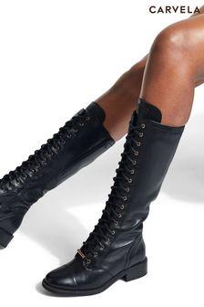 Carvela Black Sutton Boots
