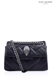 Kurt Geiger London Mini Kensington Black Day Bag