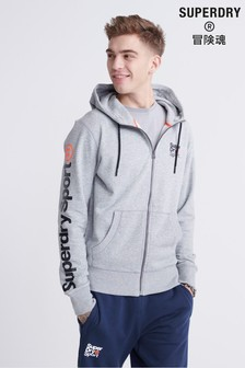 Superdry Core Sport Zip Hoody
