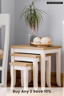 Davenport Nest of Tables by Julian Bowen
