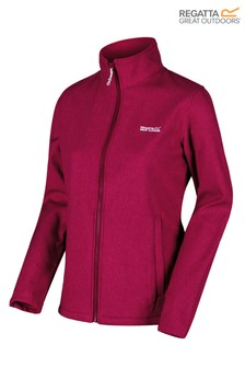 Regatta Pink Connie V Full Zip Softshell Jacket