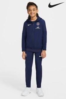 Nike Navy PSG Tracksuit