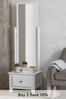 Ashington Storage Mirror