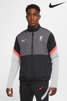 Nike Black Liverpool Track Jacket