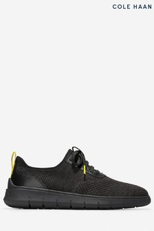 Cole Haan Black Generation Zerogrand Stitchlite Lace-Up Shoes