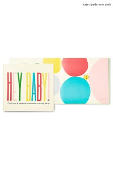 kate spade new york 'Hey Baby!' First Year Book