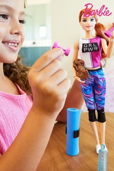 Barbie Themed Athleisure Doll