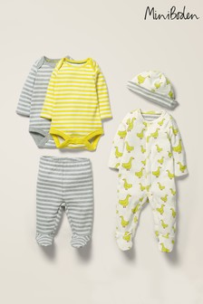 Boden Yellow Gifting Set