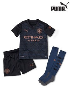 Puma Manchester City Away Mini Kit