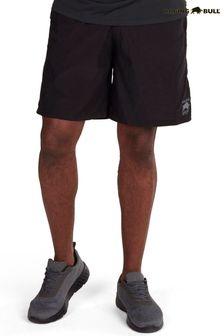 Raging Bull Black Performance Shorts