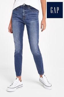 Gap Mid Wash Skinny Fit Jeans