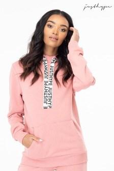 Hype. Drawstring Women's Pullover Hoody