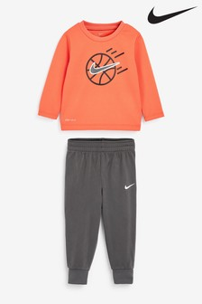 Nike Little Kids Soccer Crew And Jogger Set