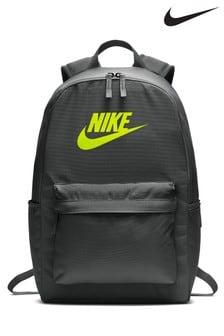 Nike Grey Heritage Backpack
