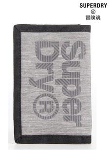 Superdry Velcro Logo Wallet