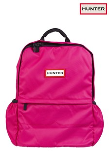 Hunter Pink Original Nylon Backpack