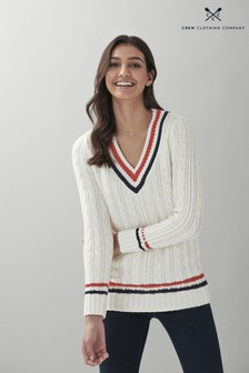 Crew Clothing Company Oval Jumper