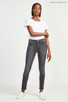 """French Connection Grey R Rebound 30"""" Skinny Jeans"""