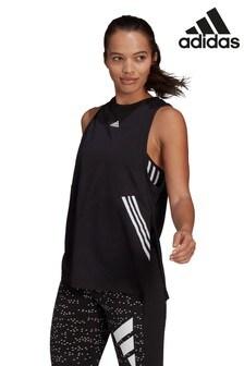 adidas 3 Stripe Oversized Vest