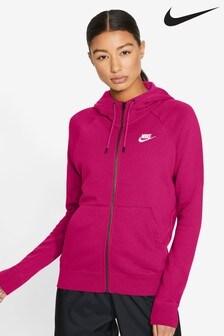 Nike Essential Zip Through Hoodie