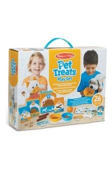 Melissa & Doug Pet Treats Play Set: Feed And Play