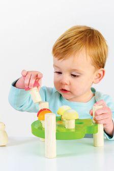 """Le Toy Van Hammer Game """"Mr. Mushrooms"""""""