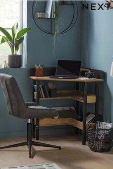 Bronx Corner Compact Desk