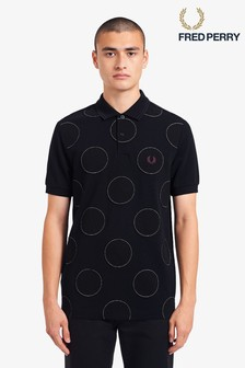 Fred Perry Polka Spot Polo