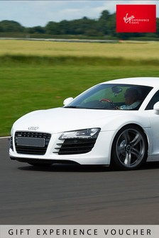 Audi R8 Thrill by Virgin Gift Experiences