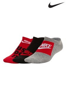 Nike Kids Trainer Socks Three Pack