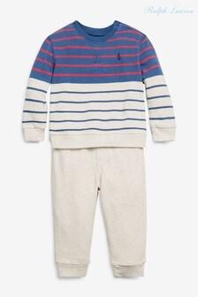 Ralph Lauren Blue Outfit Set