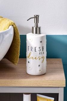 Bee & Daisy Soap Dispenser