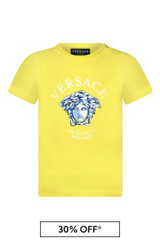 Versace Baby Cotton T-Shirt
