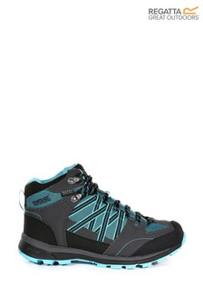 Regatta Blue Lady Samaris Mid II Walking Boots