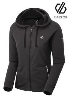 Dare 2b Grey Enacy Hooded Fleece