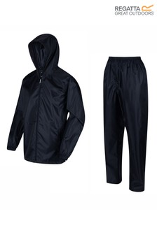 Regatta Packaway Waterproof Jacket & Trouser Set