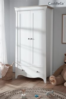 Ash Cuddleco Clara 2 Door Double Wardrobe