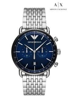 Emporio Armarni Blue Dial Watch